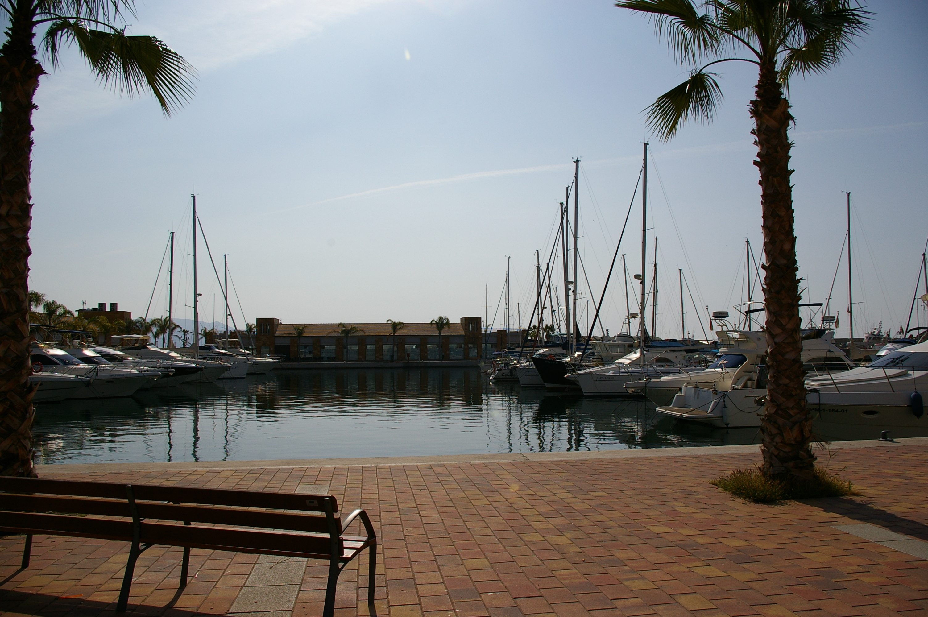 The Marina and Promenade