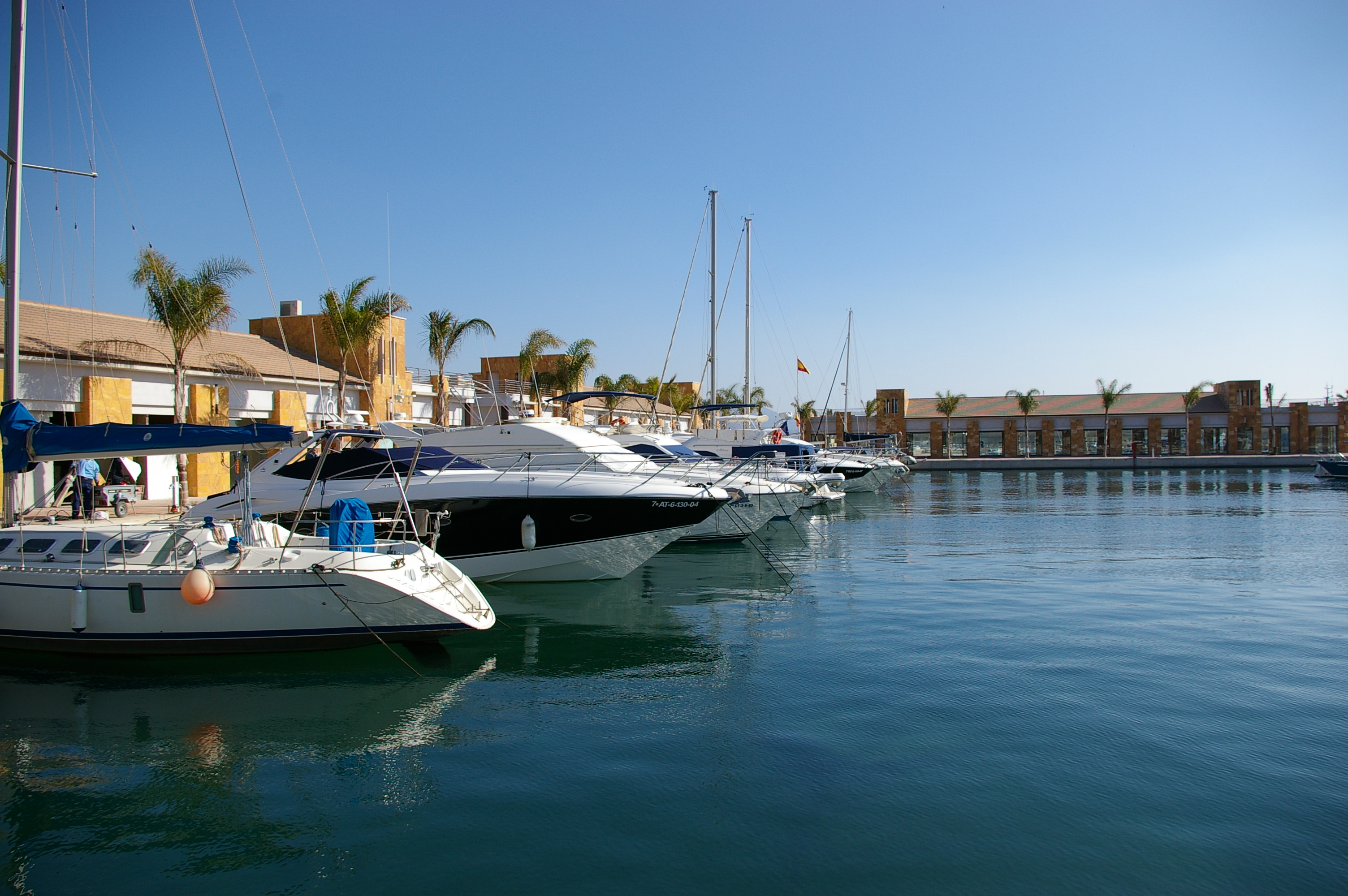 The Port of Mazarron